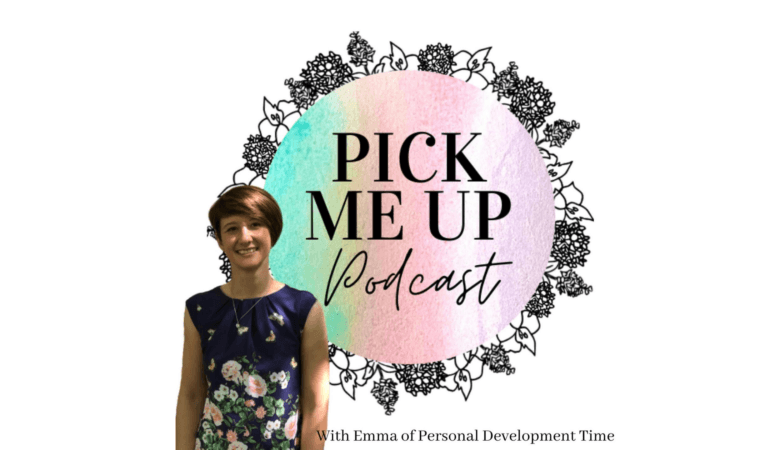 pick me up podcast